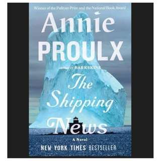 (Ebook) The Shipping News by E. Annie Proulx