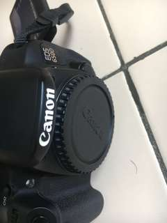 Canon 650D Made In Japan