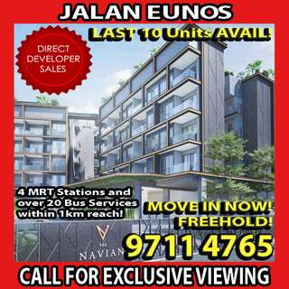Freehold Condo - NEW