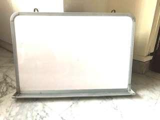 Metallic Whiteboard (45 X 30 CM)
