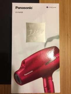 日本帶回 Panasonic EH-NA99 奈米水離子 負離子 吹風機! 桃紅色