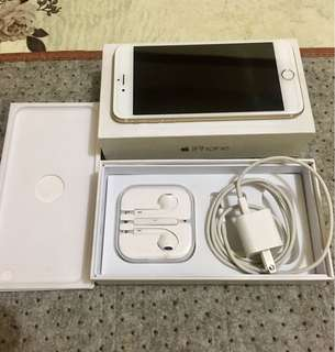 Iphone 6+ FU...64gig color gold.Complete inclusion po..my personal used. my pamana n ulit sken n new phone😊