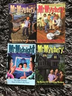 Mr Midnight/Mr Mystery