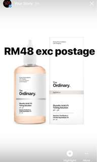 💯% Authentic The Ordinary Glycolic Acid 7% Toning Solution