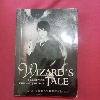 Fiction Book: Wizard's Tale