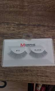 Morphe false lashes #12