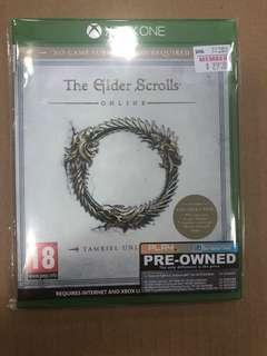 XBOX ONE The Glder Scrolls ( Used )