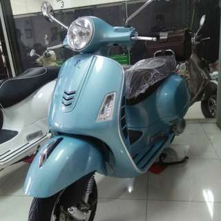 Vespa gts 300 anniversarry edition , made in italy limited edition
