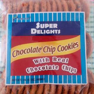 Super Delights Choco Chips Cookies
