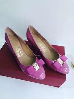 Ferragamo heels size36.5