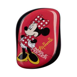 [PREORDER] Tangle Teezer Compact Styler Hairbrush - Disney Minnie Mouse Rosy Red