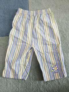 Oshkosh baby girl pants 18 months
