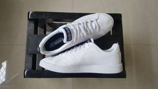 Adidas Neo Advantage List Black White