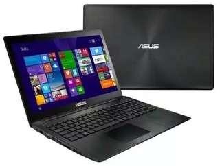 Laptop Asus x555ba Bisa Kredit Proses sangat cepat