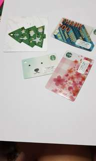Starbucks Card all for 8$