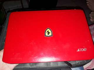 Acer Ferrari 3200 Laptop