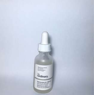 The Ordinary Niacimamide 10%+zinc 2%