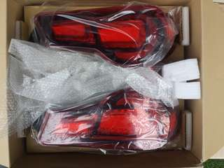 BRZ GT86 Tom's Tail Lights *genuine new in box