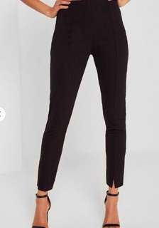 MISGUIDED SKINNY FIT CIGARETTE TROUSER