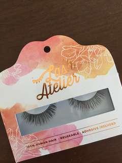 Eyelashes Lash Atelier Freesia