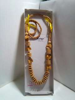 Fashion Jewelry Necklace with gift box