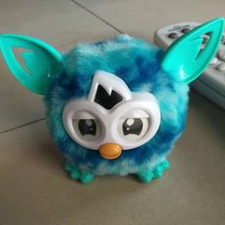 Furby toys (talking)