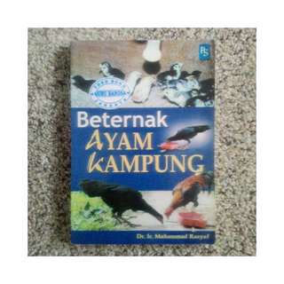 Buku Beternak Ayam Kampung