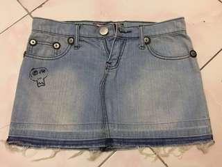 NEXT skirt (denim)