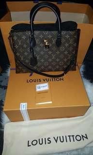 Floral LV Bag aunthentic