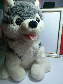 Small Husky Plushie
