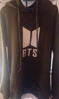 BTS Hoodie Bangtan Spring Hooded Sweatshirt