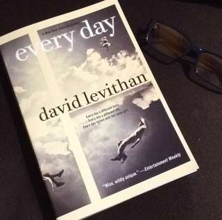 Everyday by: David Levithan