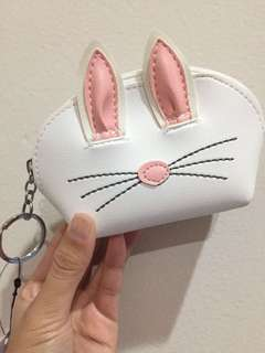 Dompet koin Bunny