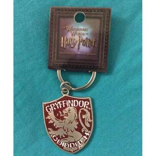 ON SALE! Harry Potter Gryffindor Key Chain from Universal Studio Japan