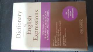 Dictionary of English Ecpression