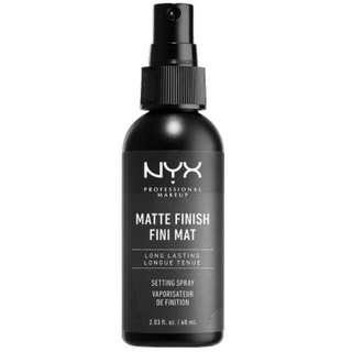 NYX Professional Make Up Long Lasting Matte Finish Setting Spray