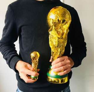 🚚 World Cup Replica Trophy