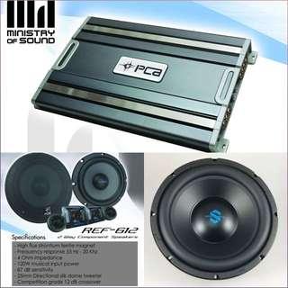 REF-612 Ministay Of Sound bisa dengan cicilan