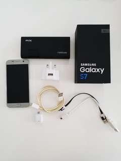 Samsung Galaxy S7 Silver Titanium 32GB