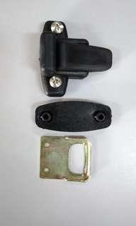Sliding Glass Lock for Toyota KM36