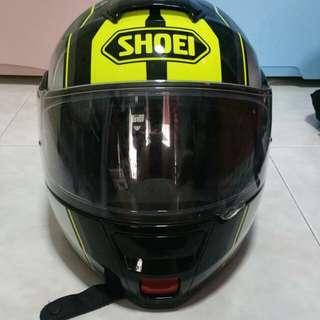 Shoei Modular Helmet