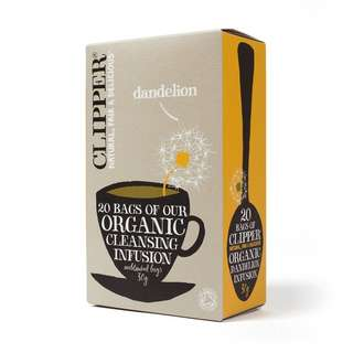 Clipper Organic Infusion Dandelion蒲公英 20 包