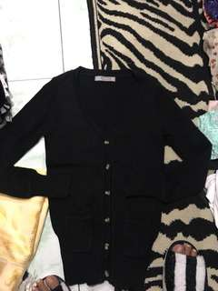 """REPRICED!! """"Zara"""" knitted cardigan/ Coat/ Cover/ jacket"""