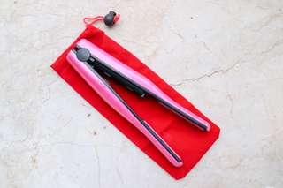 2-in-1 Cordless/ Portable Mini Hair Iron Straightener (USB Flat Iron)