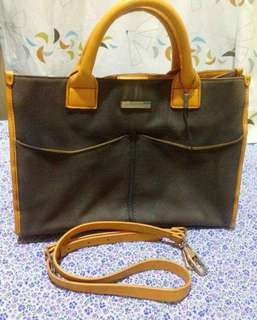 Authentic Charles & Keith hand/body bag
