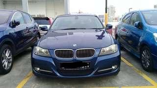 BMW e90 318 Lci