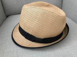 Dotti straw hat brand new