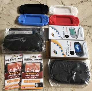 PSP 1000/2000/3000 Accessories