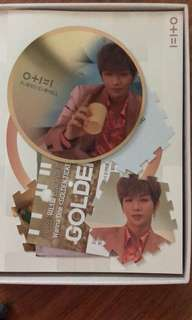WTS KANG DANIEL DAY VER. MIRROR CARD AND TAZO