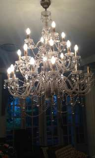 Lampu crystal